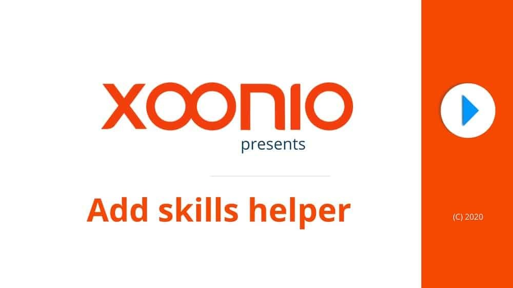 Video: How to enter skills as a helper